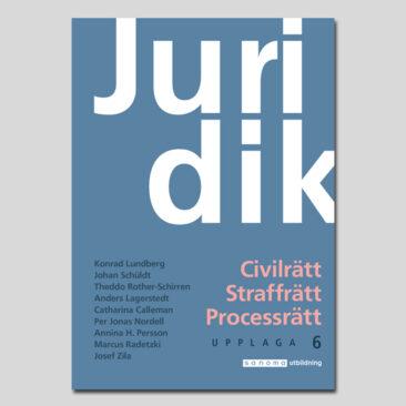 Juridik – civilrätt, straffrätt, processrätt